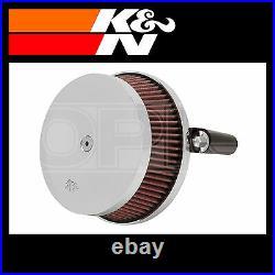 K&N Street Metal Series Custom Air Filter Assembly RK-3933 K and N Part