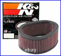 K and N BU-9003 Motorcycle Replacement Air Filter