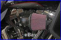 KN K&N Motorcycle Air Filter Air Intake Kit For Harley Davidson 103 CI 63-1131