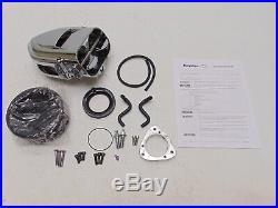 Kuryakyn Harley Davidson Pro-R Hypercharger Chrome 9325