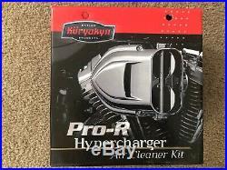 Kuryakyn Pro-R Hypercharger Chrome