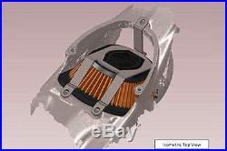 Lloydz Motorworkz XC/XR High-Flow Air Filter Victory Motorcycle HOH-207-02