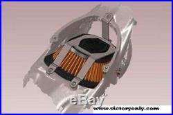 Lloydz Victory Motorcycle Cross Country Roads High Flow Air Filter Kit