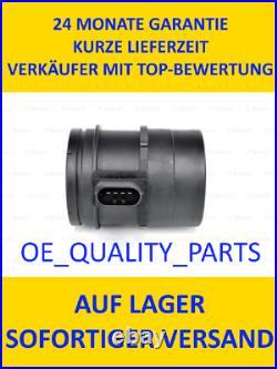 MAF Sensor Durchflussmesser Luftmassensensor 0281006146 BOSCH für BMW