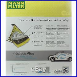 MANN-FILTER + LIQUI MOLY Klima-Anlagen-Reiniger für Suzuki Swift II Stufenheck