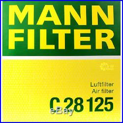 MANN-FILTER PAKET BMW X5 F15 F85 xDrive35i E70 X6 E71 E72 35i F16 F86