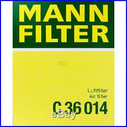 MANN-FILTER PAKET BMW X6 E71 E72 xDrive40d xDrive30d X5 F15 F85 sDrive 25 d