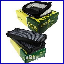 MANN-Filter Inspektions Set Luftfilter Innenraumfilter MLI-9661471