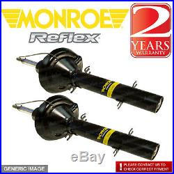 Monroe Front Right Left Reflex Shock Absorber x2 ROVER 200 1.4 1990-1992