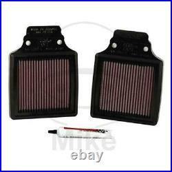 Motorcycle Air Filters K&N KA-1299-1