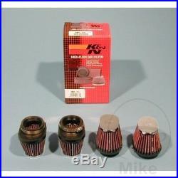 Motorcycle K&N Racing Air Filter Kit (Track Use)