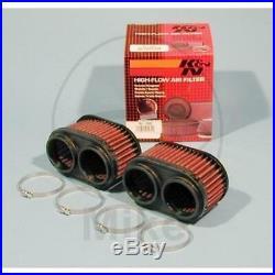 Motorcycle Race Air Filter Set K&n RU-2922
