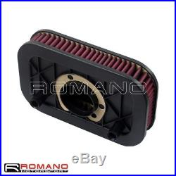 Motorcycle Red Air Cleaning Filter For Harley Sportster XL883 XL1200 2004-2013