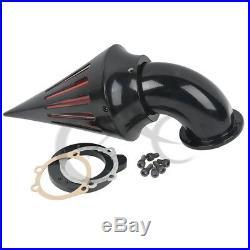 Motorcycle Spike Air Cleaner Intake Filter Kit For Harley CV SS Carburetors Spo