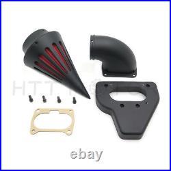 Motorcycle Spike Air Cleaner filter for 2002-2009 Honda VTX 1800 R S C N F BLACK