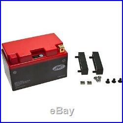 Motorrad Lithium Batterie HJTZ14S-FP für Honda VFR 800 A ABS 2002-2013
