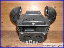 Norton Commando MKIII Air Filter Box used. 06-6322. Vintage Motorcycle