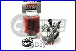 Pit Bike Mikuni VM26 Carburettor & UNI Air Filter 125 140 160 CW LMX Caburetor