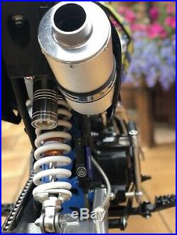 Pit bike/Motocross Bike 125cc 2020 LOW HOURS (5)