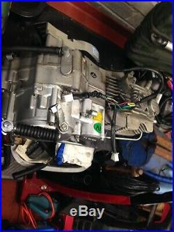 Pit bike YX150 Engine Gen4