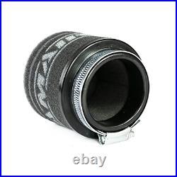 Ramair Filters MR-025 Motorcycle Pod Air Filter, Black, 58 mm