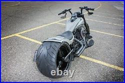 Ricks Harley Softail 1993-2015 Bandit Luftfilter Billet-Alu schwarz