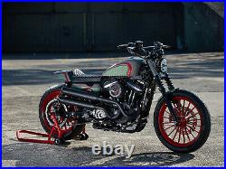 Ricks Harley Sportster EFI ab 2007 Bandit Luftfilter Billet-Alu schwarz