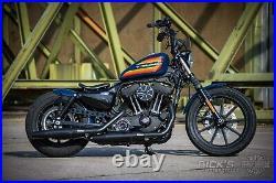 Ricks Harley Sportster EFI ab 2007 Good Guys Luftfilter Billet-Alu schwarz