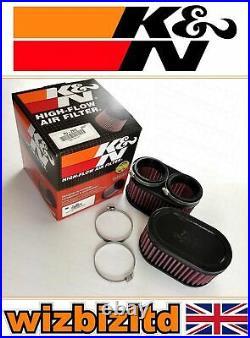 Suzuki GSXR750 1988-1992 K&N Motorcycle Custom Air Filter RU-2922