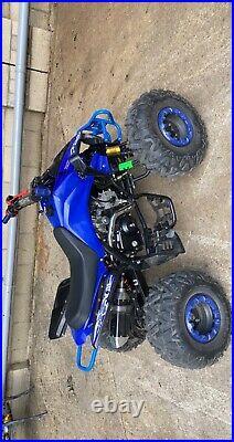Used quad bike 150cc TOXIC PRO 2 months old