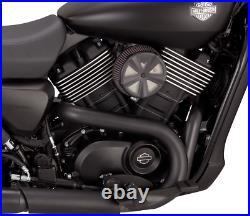 Vance & Hines Black Motorcycle Air Cleaner Filter 15-19 Harley XG 500 700