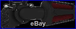 Vance & Hines Black V02 Motorcycle Air Cleaner Kit 04-17 Harley Sportster XL