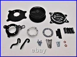 Vance & Hines Harley-Davidson VO2 Air Intake X Black 42041
