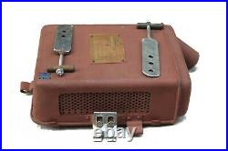 Vokes Tank Top BSA M20 Air Filter Unit british vintage motorcycle airfilter