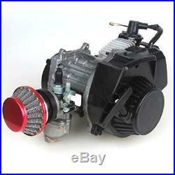 Wingsmoto 49CC 2-stroke Engine Motor Pocket Mini Bike + Air Filter