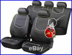 York Luxury Car Seat Covers For Nissan ALMERA 1995-2000